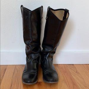 Frye Melissa Riding Boot. Women's Size 8.5B